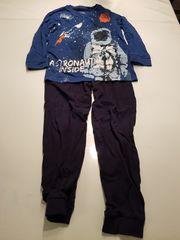 3 Kinderschlafanzüge Größe 110 116