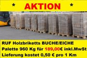 RUF Holzbriketts Buche/