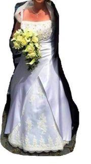 Hochzeitskleid Brautkleid weiß