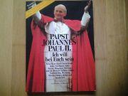 Wunderschönes Papstbuch mit