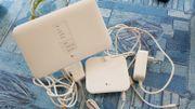 Telekom Router + Adapter