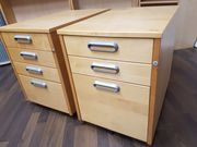 Schreibtischcontainer IKEA Birkefurnier 3 St