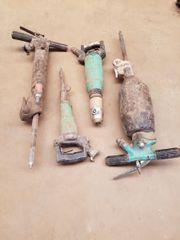lufthammer Meißelhammer