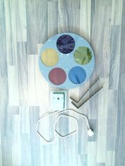 Farbwechsler für Spiegelkugel /