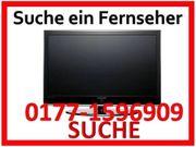 Suche ein Fernseher