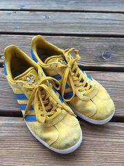 Adidas Gazelle Gelb