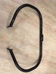 Harley Motorschutzbügel-Kit schwarz