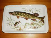 Sehr schönes Fischservice