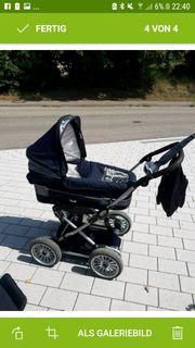 Emmaljunga Kinderwagen zu verkaufen