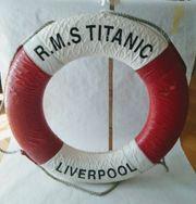 Rettungsring TITANIC