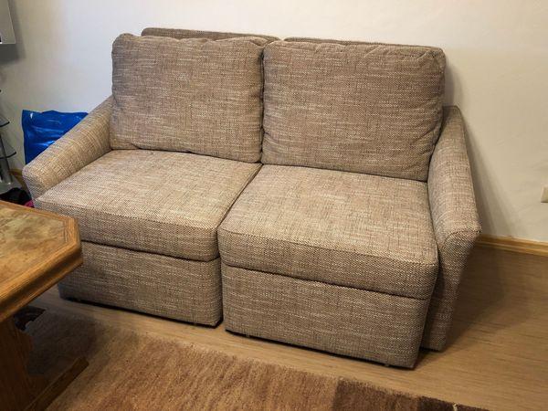 Ausziehbares Sofa | Ausziehbares Sofa In Weinheim Polster Sessel Couch Kaufen Und