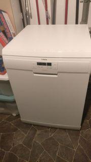 AEG Spülmaschine Garantie bis 08