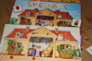 Kinderspiel -Spielhaus - Die spannende Bilderjagd