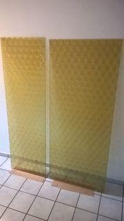 Butzenglas Gelb Rarität