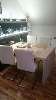 Tisch Stuehle In Linsengericht Haushalt Möbel Gebraucht Und