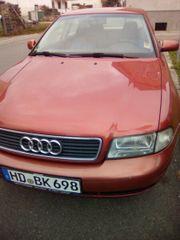 Audi A4 baujahr
