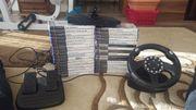 Playstation2 mit zubehör