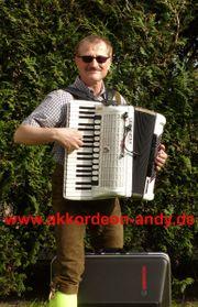 Akkordeonspieler Münster Marl Mepen Minden