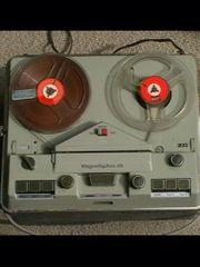 RARITÄT Telefunken Magnetophon 98