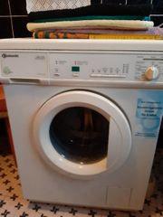 Bauknecht Waschmaschine voll funktionsfähig