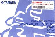 Bedienungsanleitung Yamaha YP