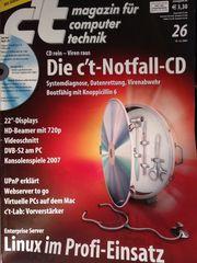 c t Magazin 2007 alle