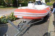 RIB Boot Caribe DL-12 mit