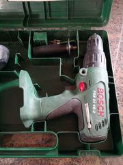 Bosch Akkuschrauber und