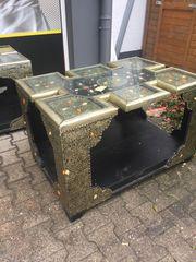 Shisha Bar Geschäftsauflösung Orientalische Tische