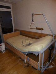 Pflegebett der Firma Bock Modell
