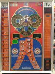 Geldspielautomat Rotamint spezial DM-Währung 80ziger