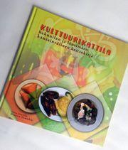 Kochbuch in finnischer