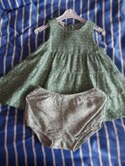 sommerliches Kleid Gr