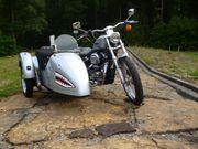 Tausche Harley Davidson Sportster Gespann