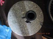 Neuer Granitfuß mit Adapter für