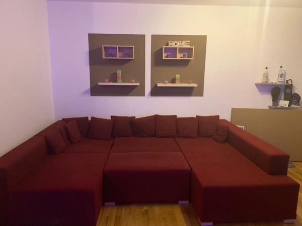 Couch Sofa Wohnlandschaft In Essing Polster Sessel Couch
