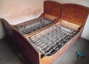 antikes Schlafzimmer 1928,