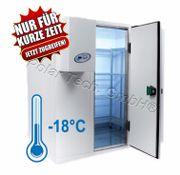 TK Kühlhaus Tiefkühlzelle