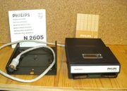 PHILIPS N2605 AUTO CASSETTEN SPIELER