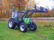 Schlepper Traktor Deutz DX 3