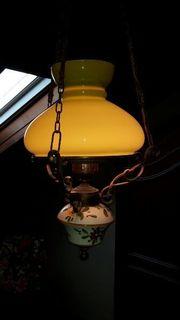 Lampen/ Deckenleuchten und