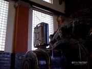 Kanisterbar Minibar Jerrycan Industriemöbel