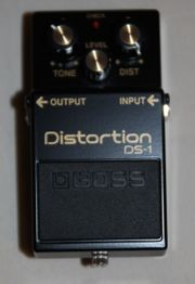 Boss DS1 Distortion 40th Anniversary
