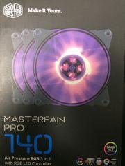 Coolermaster MasterFan Pro 140 Air