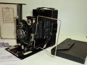Ihagee-Klappkamera