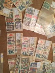 Briefmarken deutsches reich und tausend
