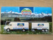 Werbetruck Mini-Truck Oldtimer HOCHLAND So