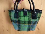 Damen Handtasche Harris Tweed