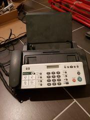HP 650 Fax