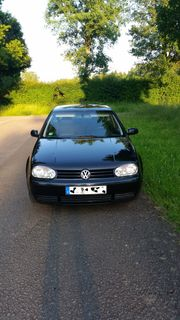 Golf IV 2 0 Highline